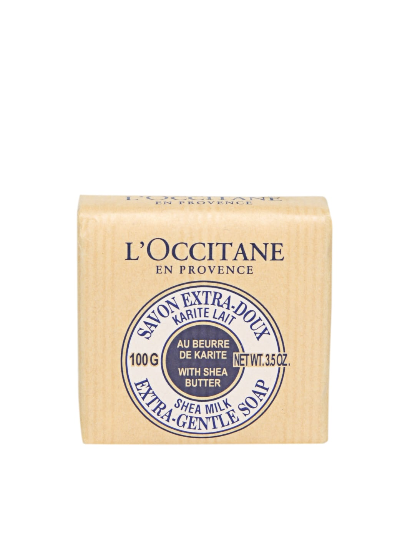 LOccitane en Provence Shea Butter Milk Extra Gentle Soap 100 g image