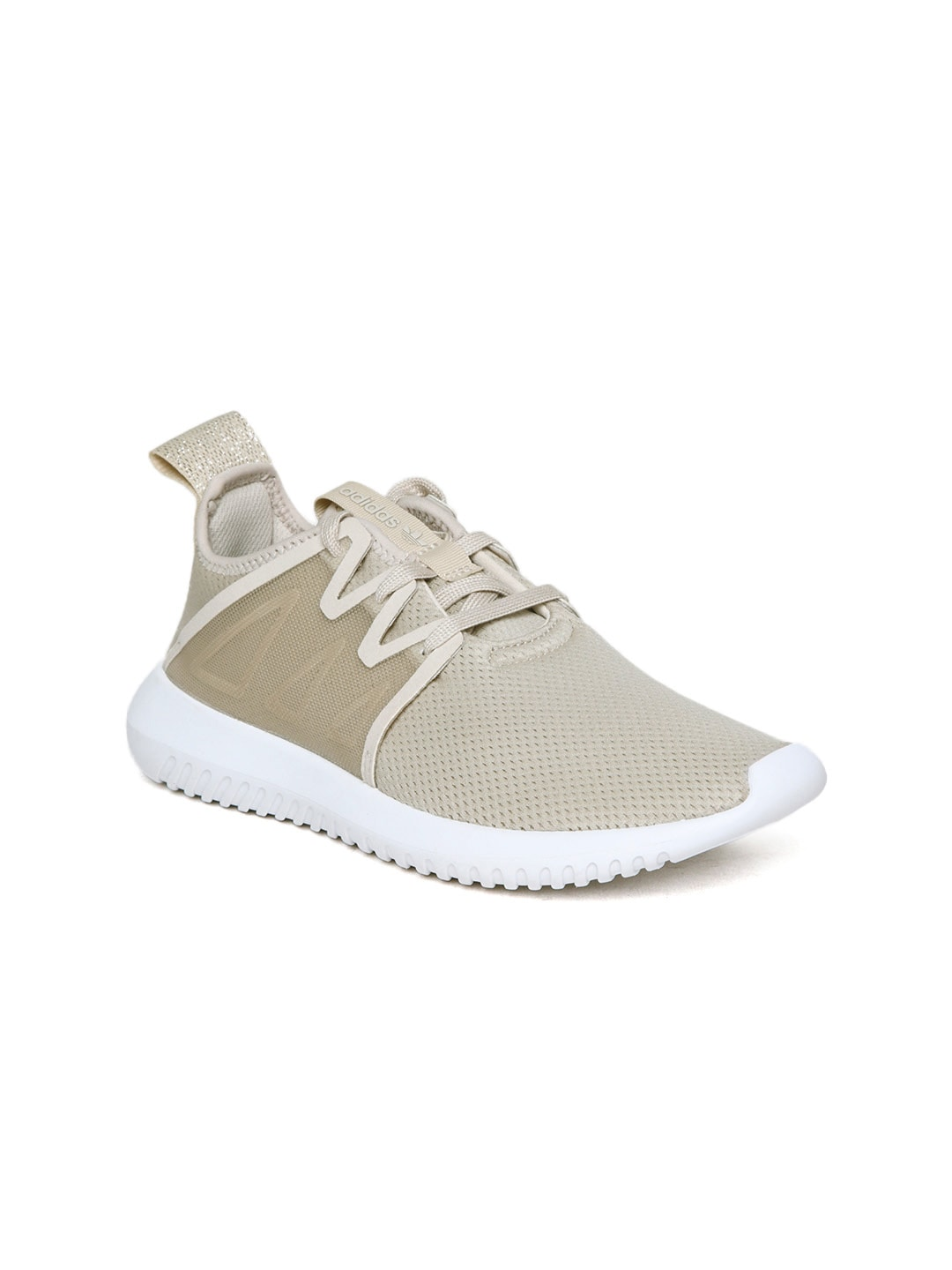 Adidas Originals Women Beige Tubular Viral2 Sneakers image