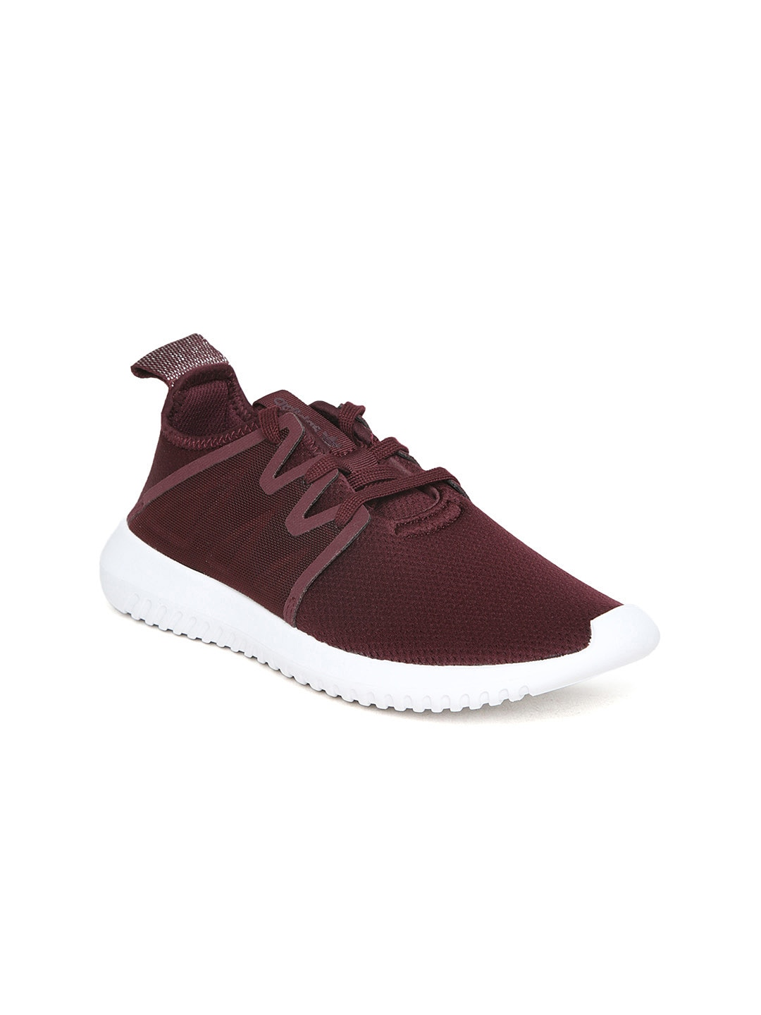 Adidas Originals Women Burgundy Tubular Viral2 Sneakers image
