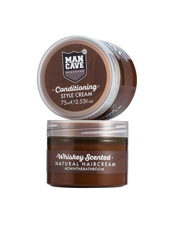 ManCave Conditioning Style Cream 75ml image