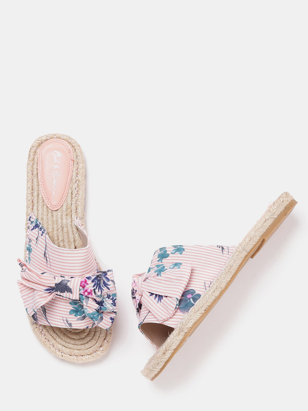 Mast & Harbour Printed Women's Flats