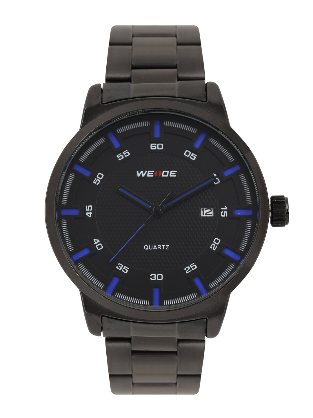 WEIDE Men Black Analogue Watch WD002B-4C image