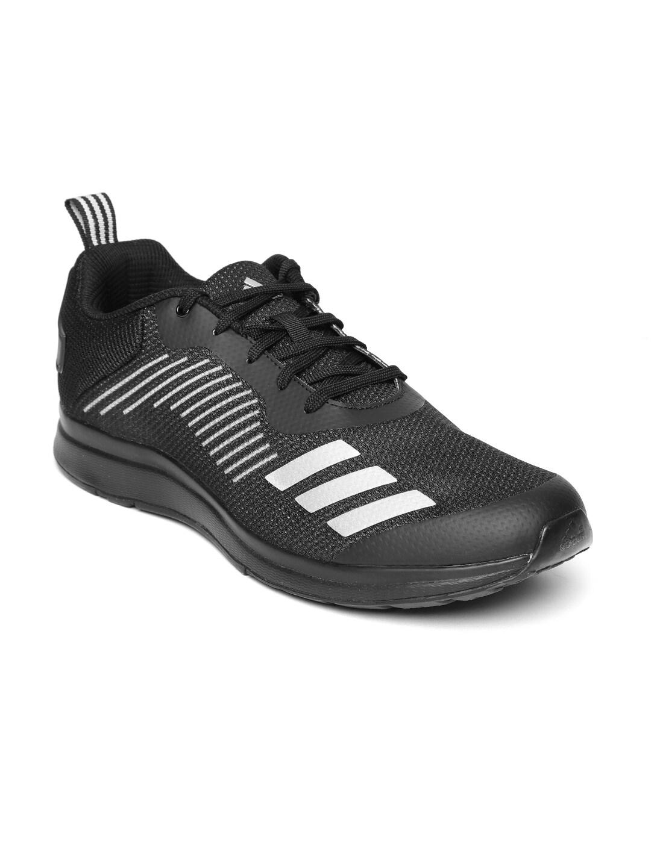 Adidas Puaro Men Black Running Shoes