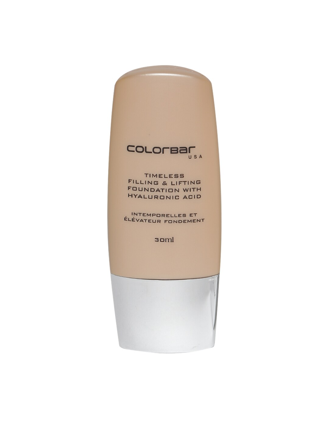 Colorbar Timeless Filling & Lifting Light Linen Foundation 01 image