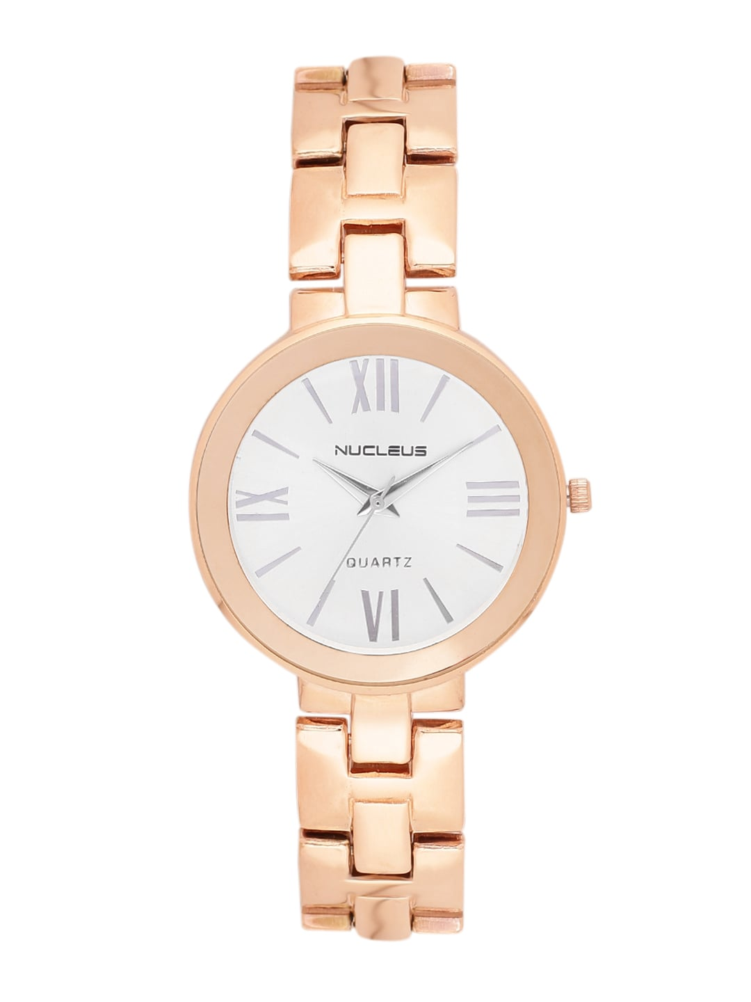 Nucleus Women White Analogue Watch NLLRGWRG image