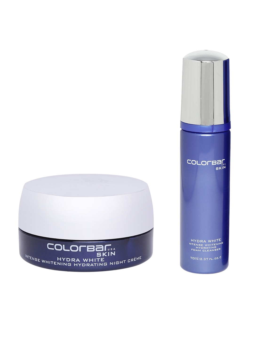Colorbar Night Cream & Foam Cleanser image.