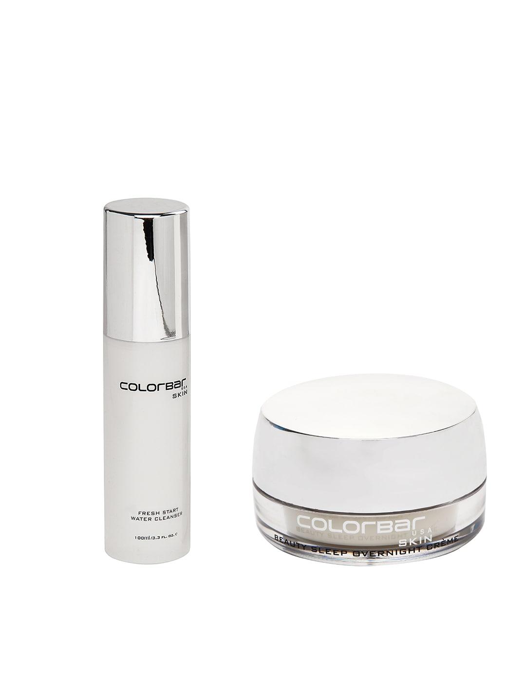 Colobar Skin Beauty Sleep Overnight Cream & Fresh Start Water Cleanser image
