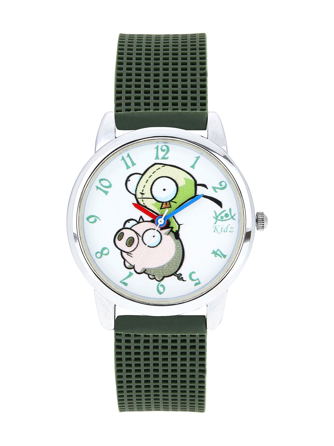 Fantasy World Kids White Analogue Watch image
