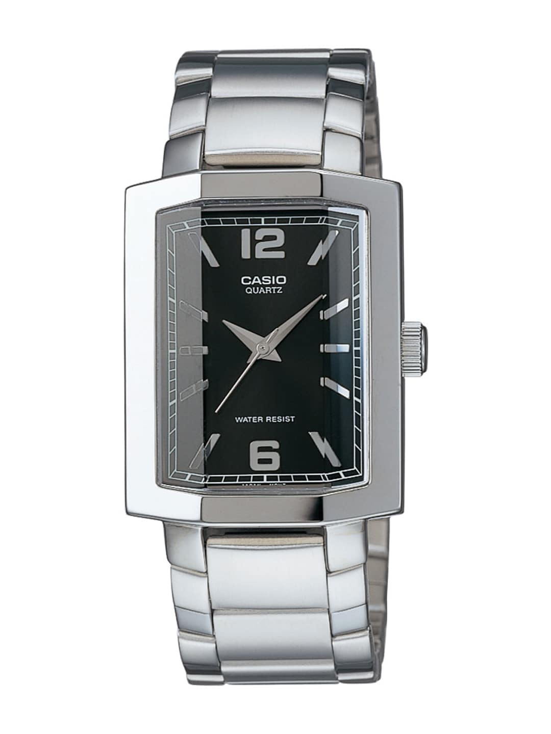 Casio Enticer Men Silver Analogue Watch (A188) MTP-1233D-1ADF