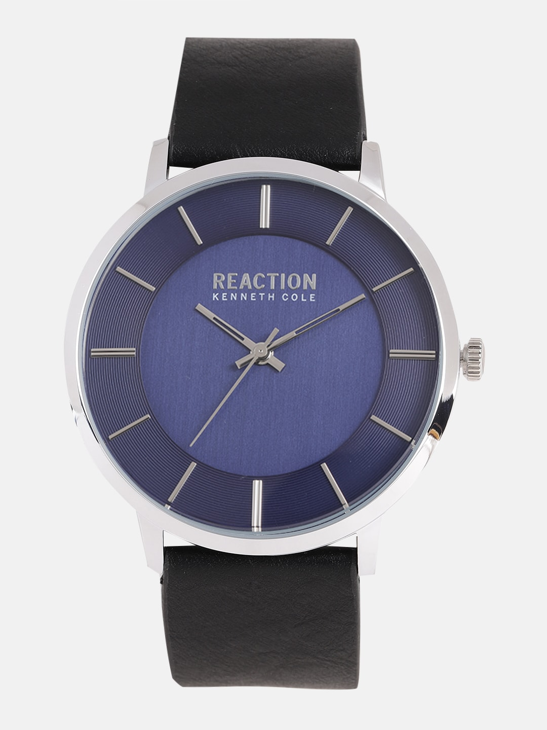 REACTION KENNETH COLE Men Blue Analogue Watch RK50099004_OR image