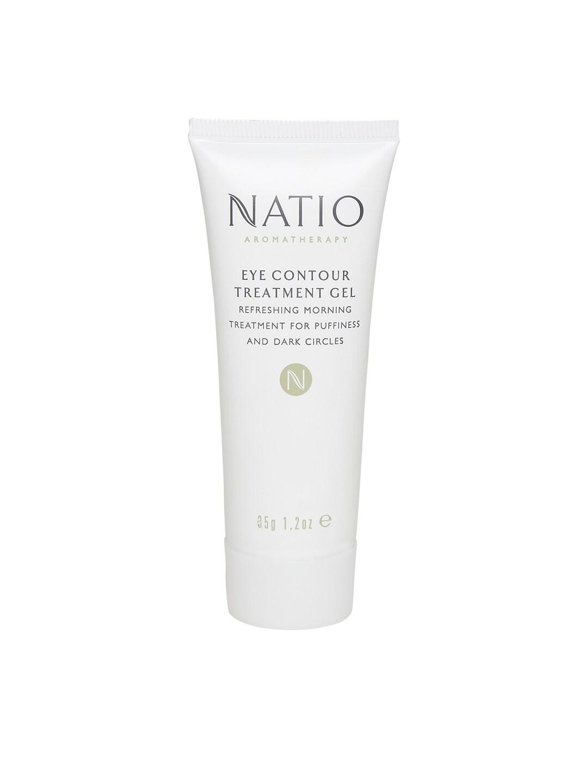 Natio Aromatherapy Eye Contour Treatment Gel image