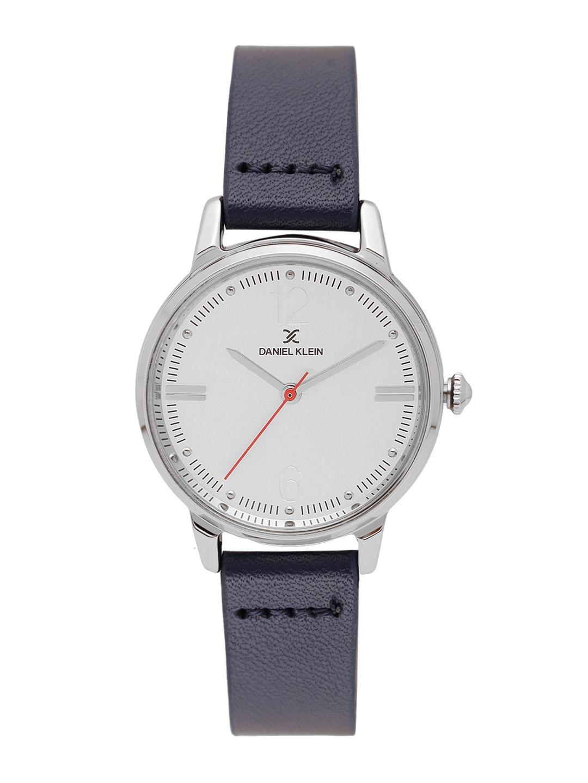Daniel Klein PremiumWomen Silver-Toned Analogue Watch DK11671-2_OR image