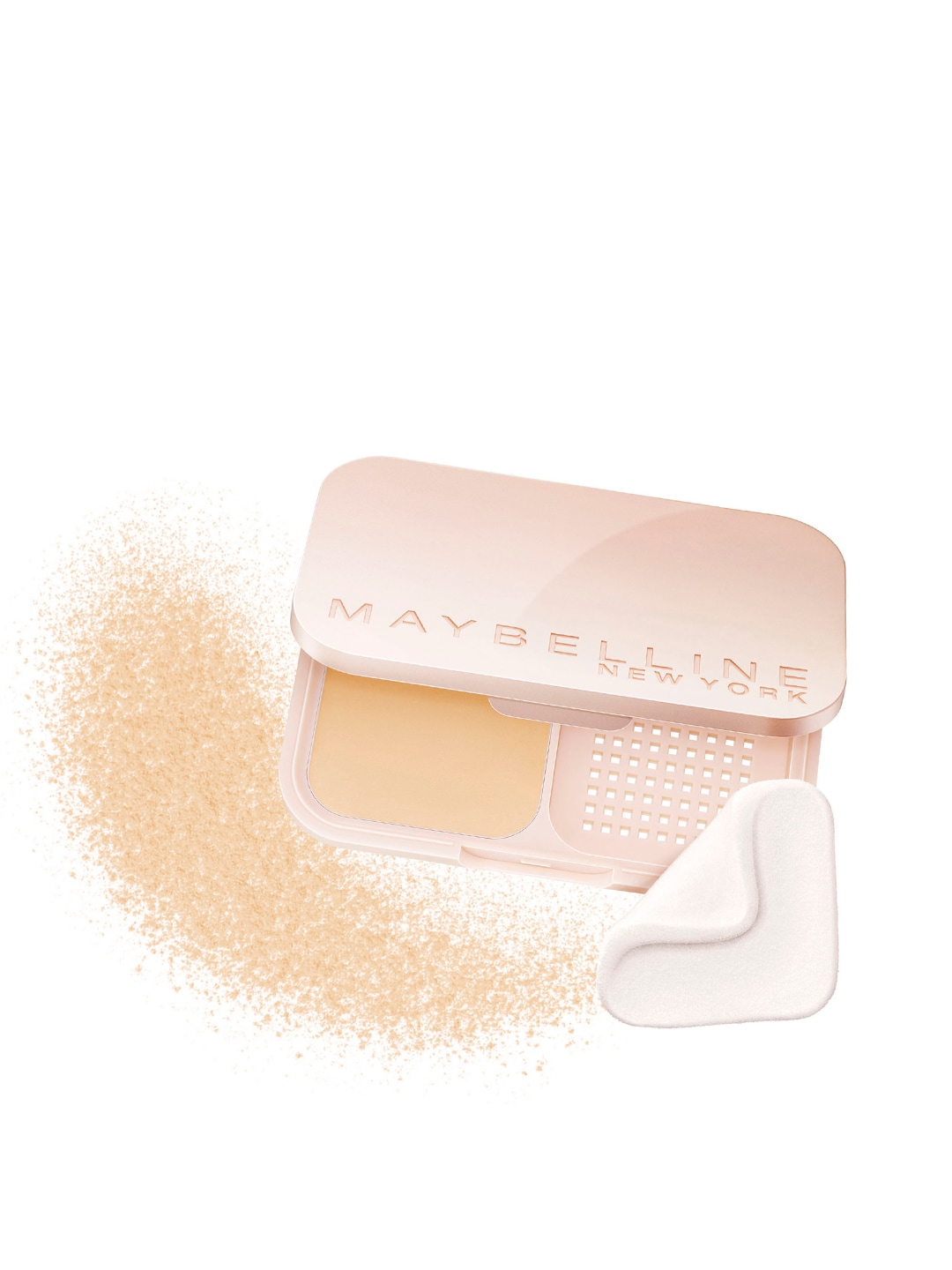 Maybelline Dream Satin Skin 2 Way Cake Soft Honey B2 Compact image
