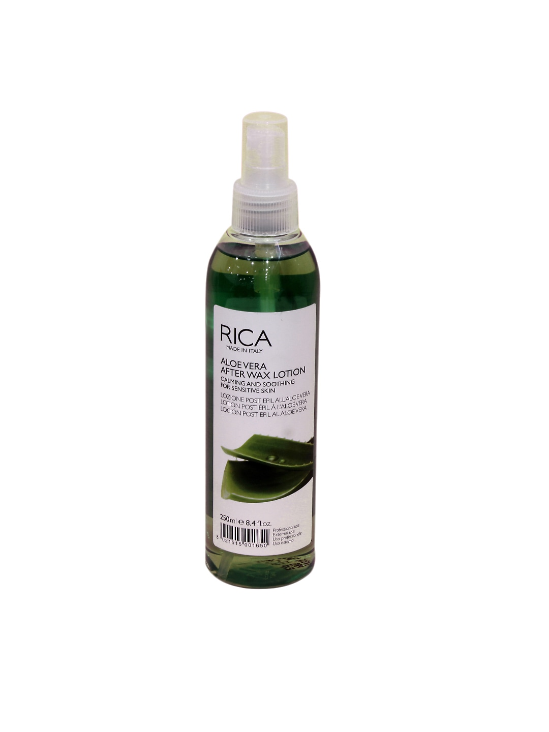 RICA Unisex Aloe Vera After Wax Lotion image
