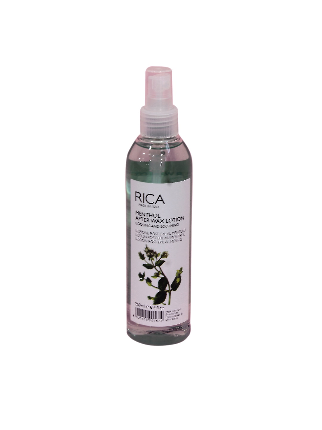 RICA Unisex Menthol After Wax Lotion image