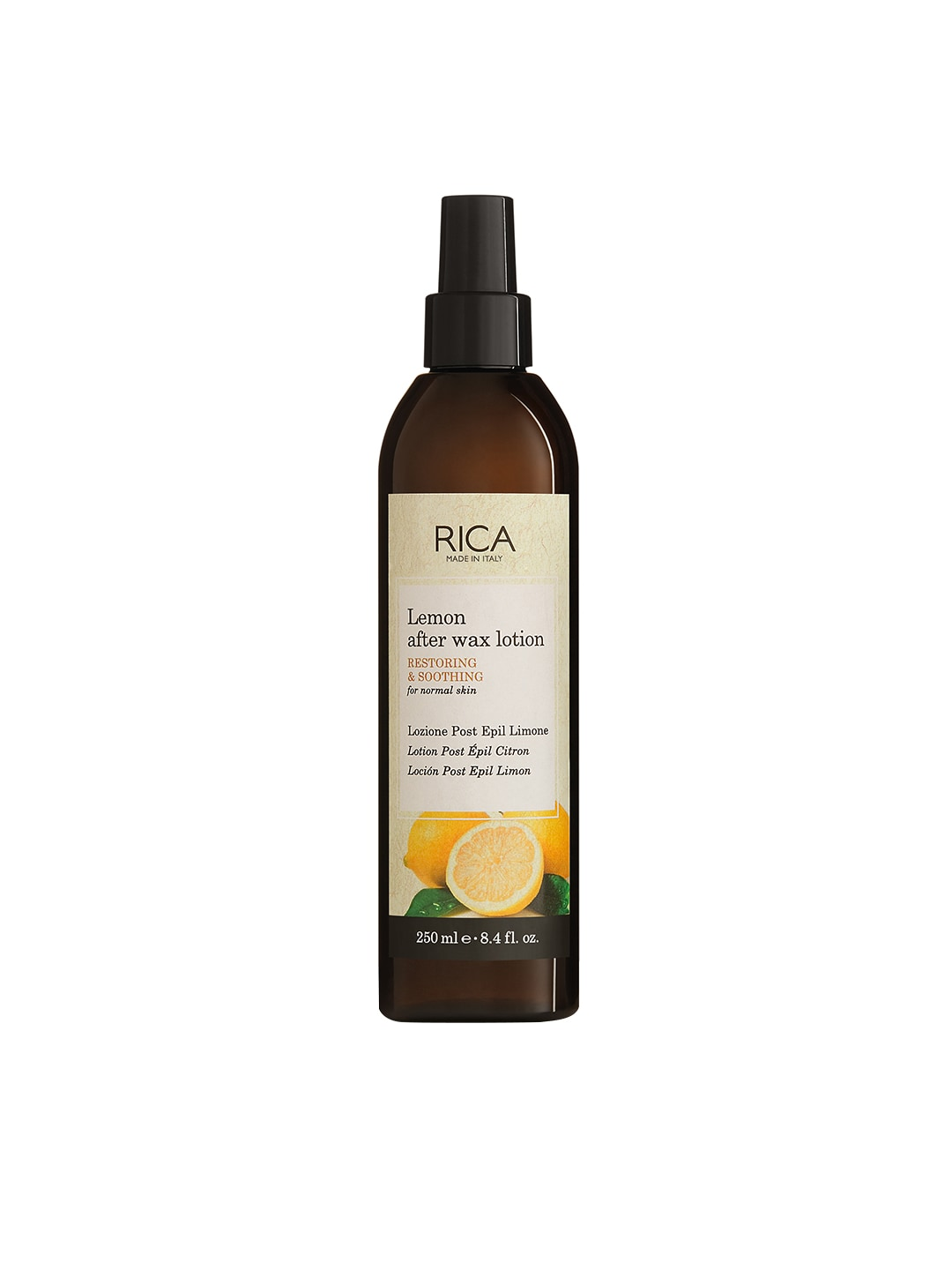 RICA Unisex Lemon After Wax Lotion image