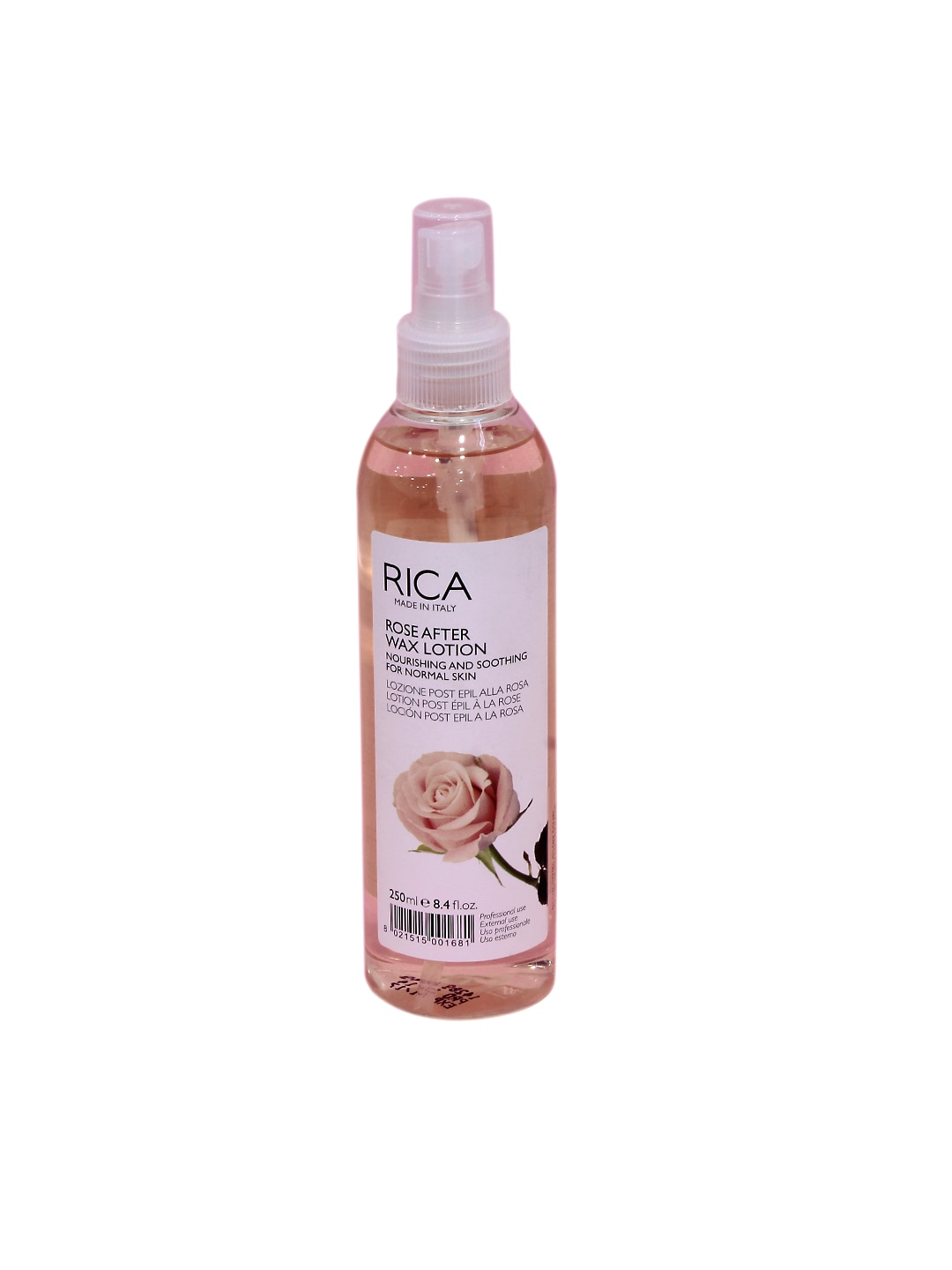 RICA Unisex Rose After Wax Lotion image