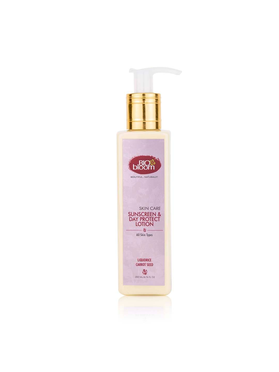 BioBloom Unisex Day Protection Lotion with Sunscreen image