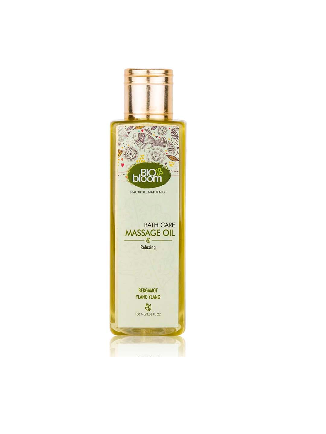 BioBloom Unisex Bath Care Massage Oil image
