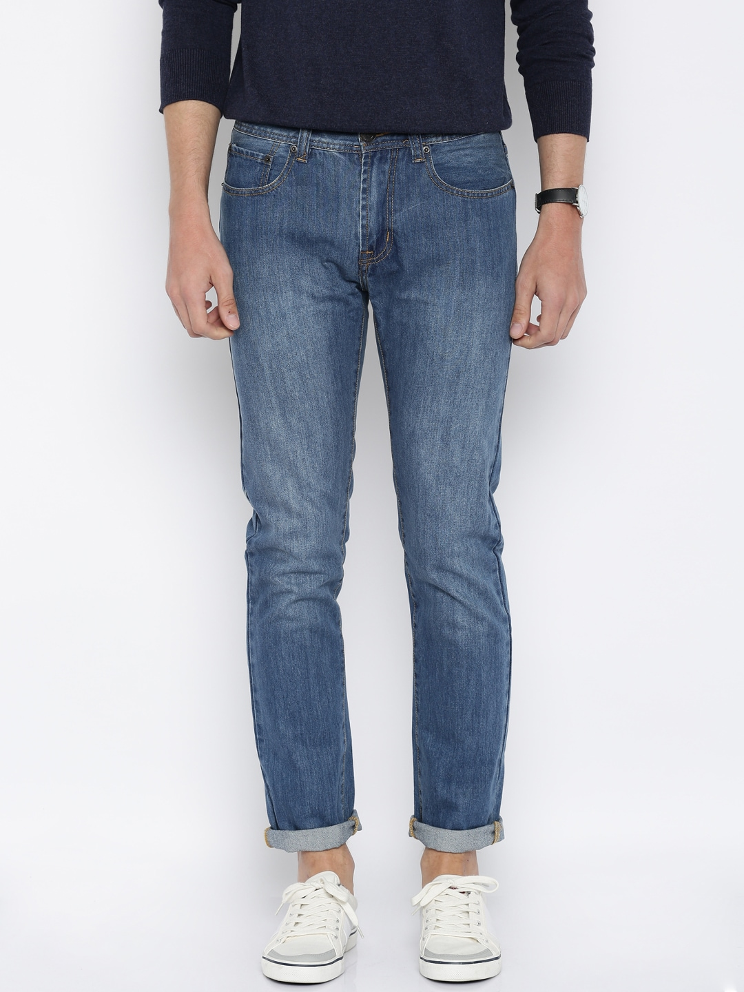 Fox Blue Slim Jeans image