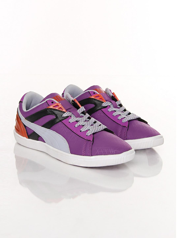 big sale 8ba20 274af Puma 35561503 Women Purple Future Glyde Lite Lo Casual Shoes- Price in India