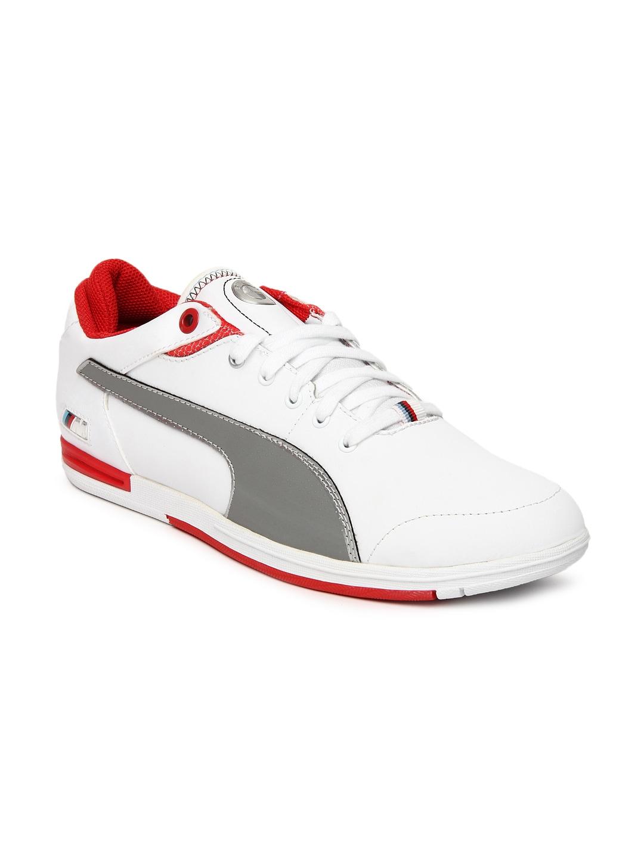 Puma 30487803 Men White Bmw M Pilot Lo Casual Shoes- Price in India 9d1ff5212