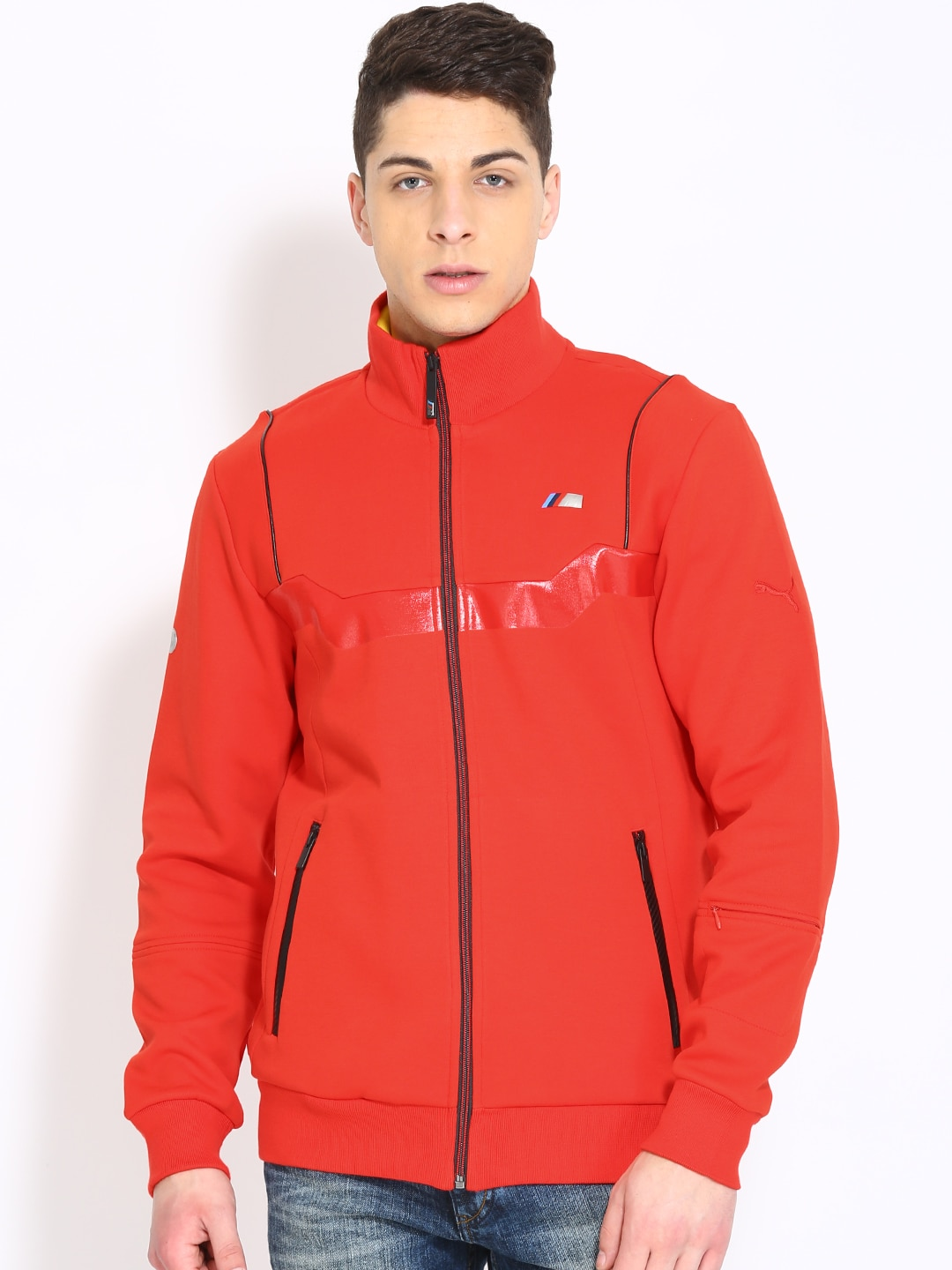 eee0b41c64d Puma 56712002 Men Red Bmw Jacket - Best Price in India