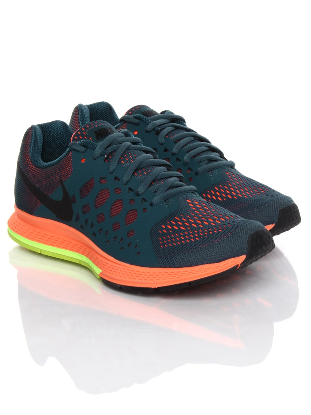 Nike 652925-401 Men Teal Blue Zoom Pegasus 31 Sports Shoes- Price in India 5a48b5161