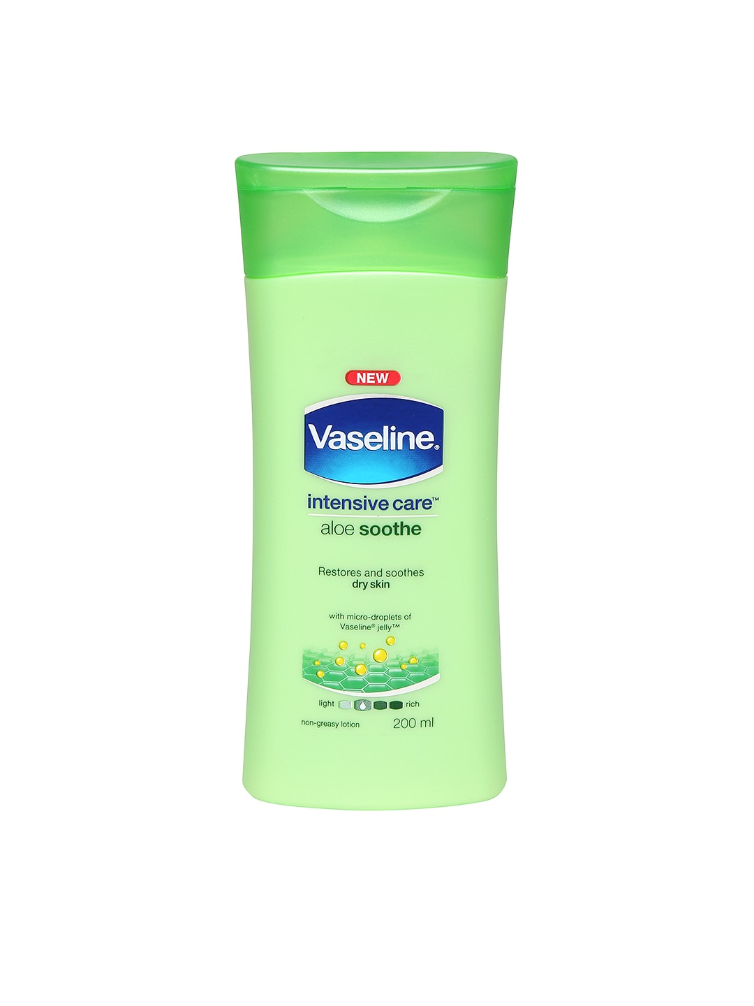 Vaseline Intensive Care Aloe Soothe Body Lotion image