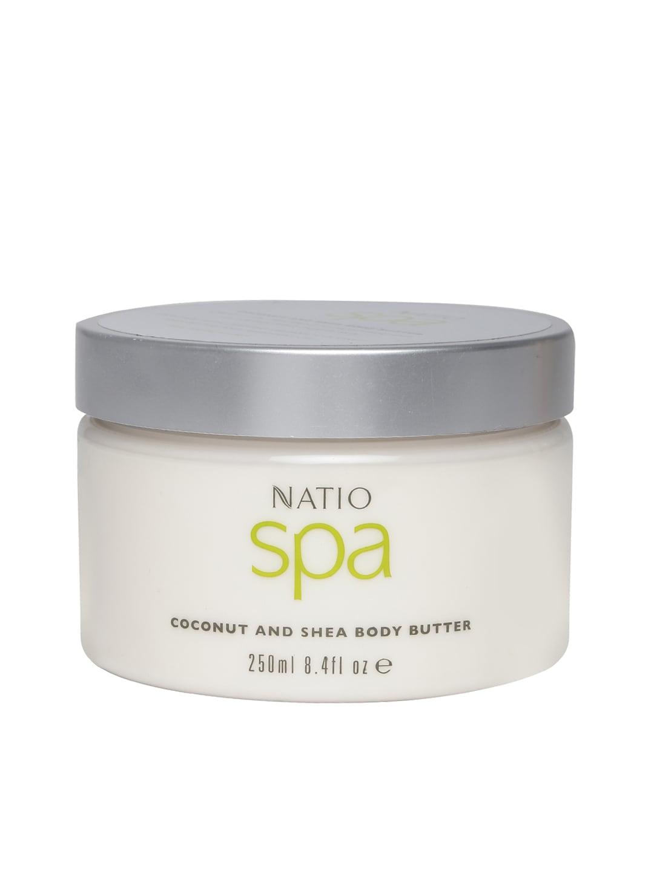 Natio Spa Coconut & Shea Body Butter image