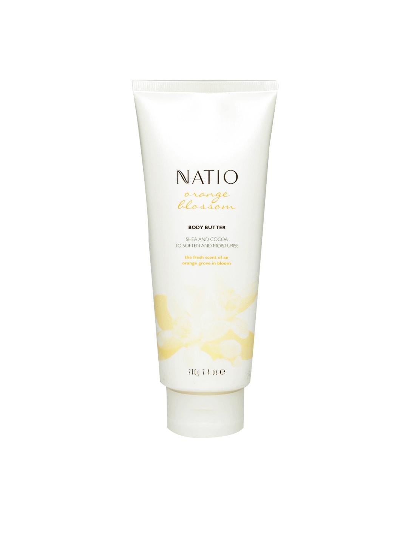Natio Orange Blossom Body Butter image
