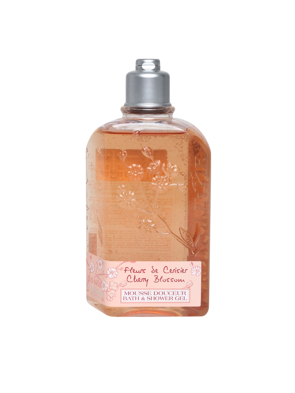 LOccitane en Provence Cherry Blossom Bath & Shower Gel 250 ml image