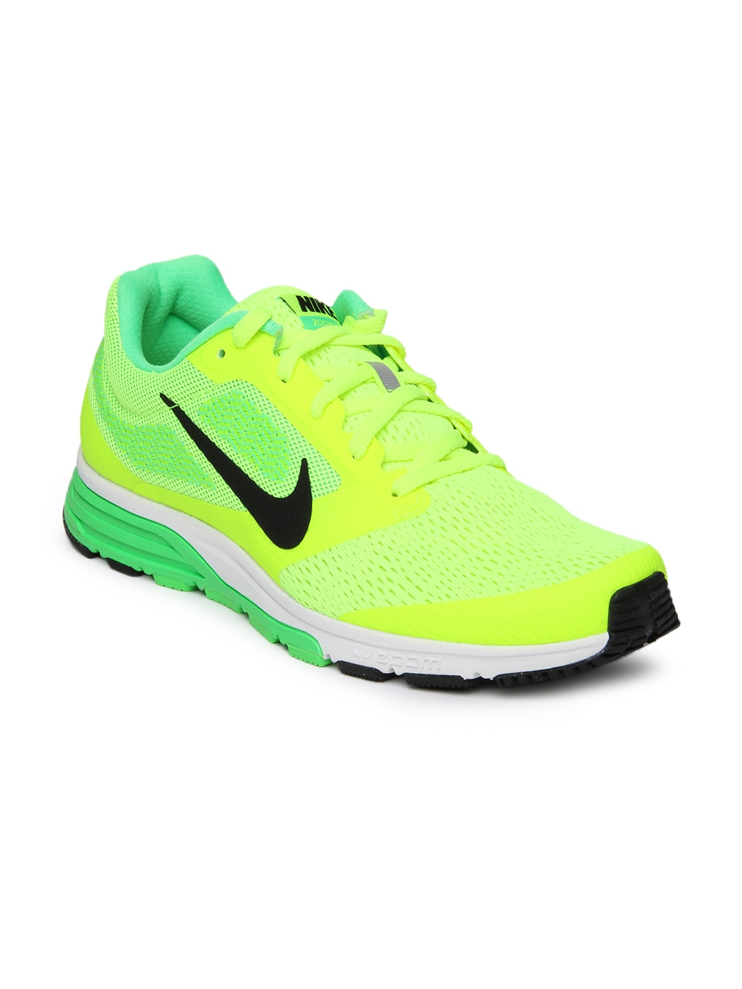 Nike 707606 701 Men Green Air Zoom Fly 2 Running Shoes
