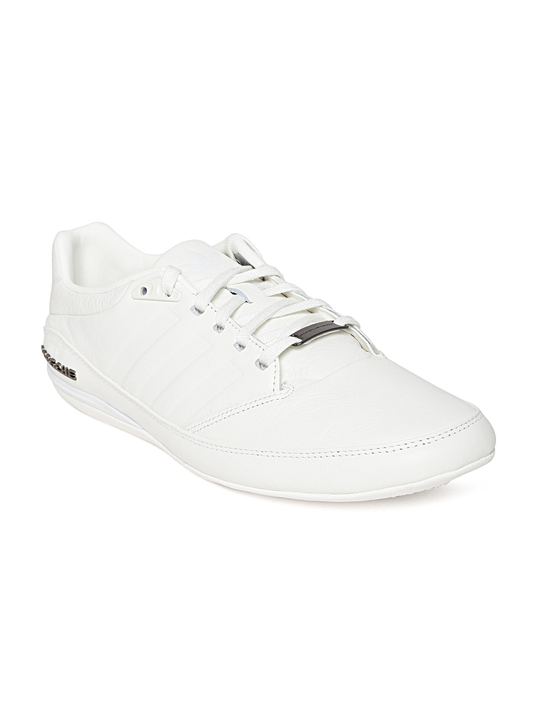 premium selection 354a6 42332 Adidas originals m20587 Men Off White Porsche Typ 64 20 Leather Casual  Shoes- Price in India