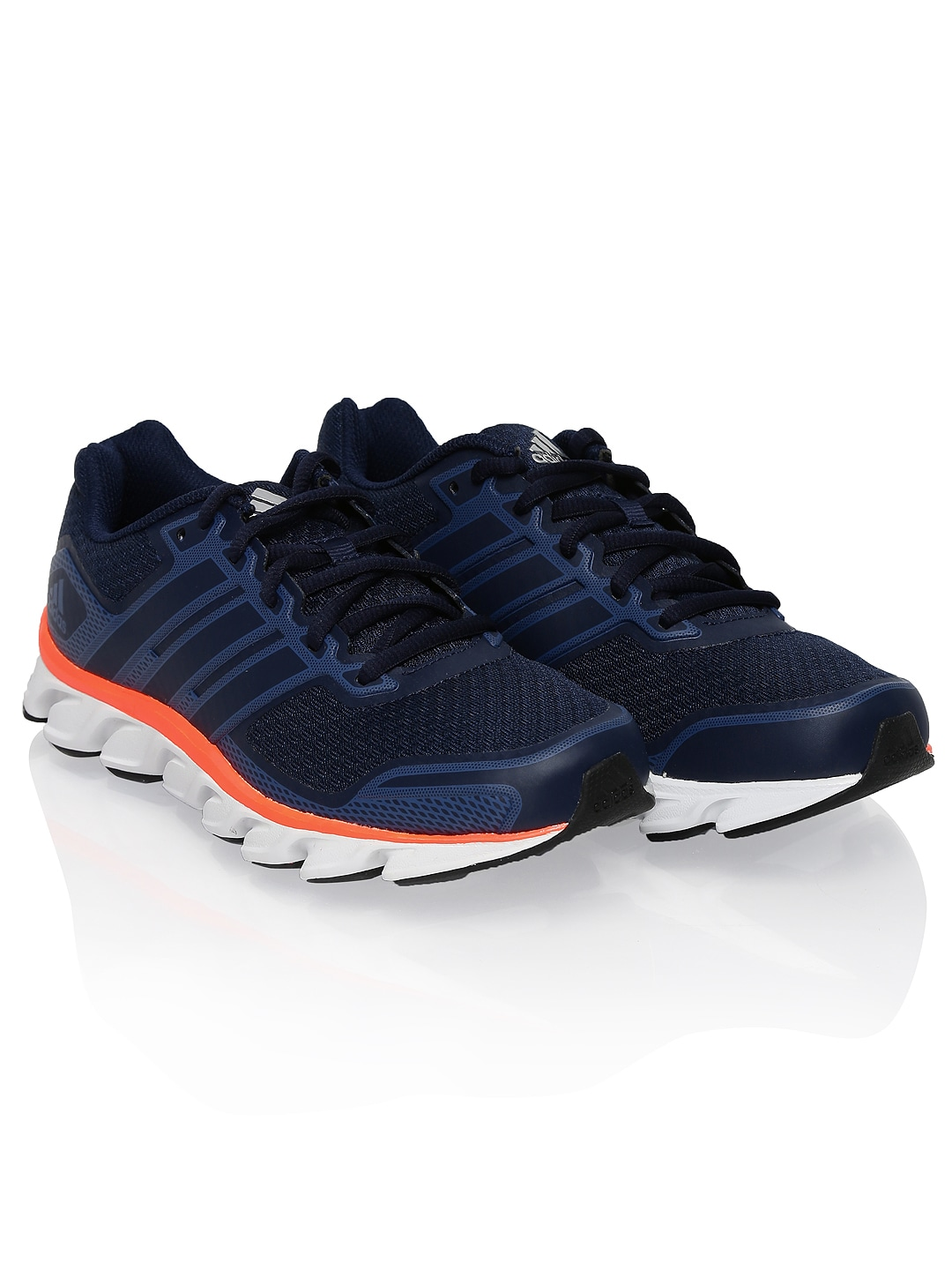 pretty nice 37e96 823fe Adidas m29424 Men Navy Falcon Elite 4 Running Shoes- Price in India
