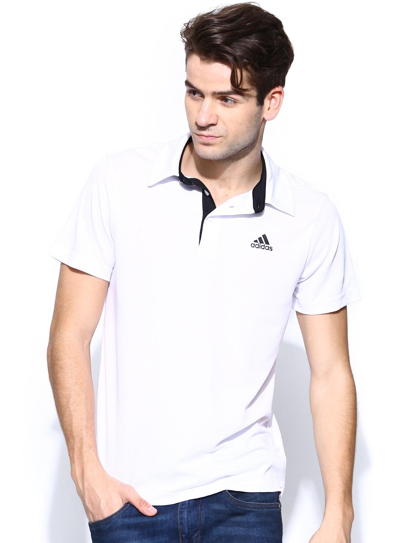 adidas polo t shirts india