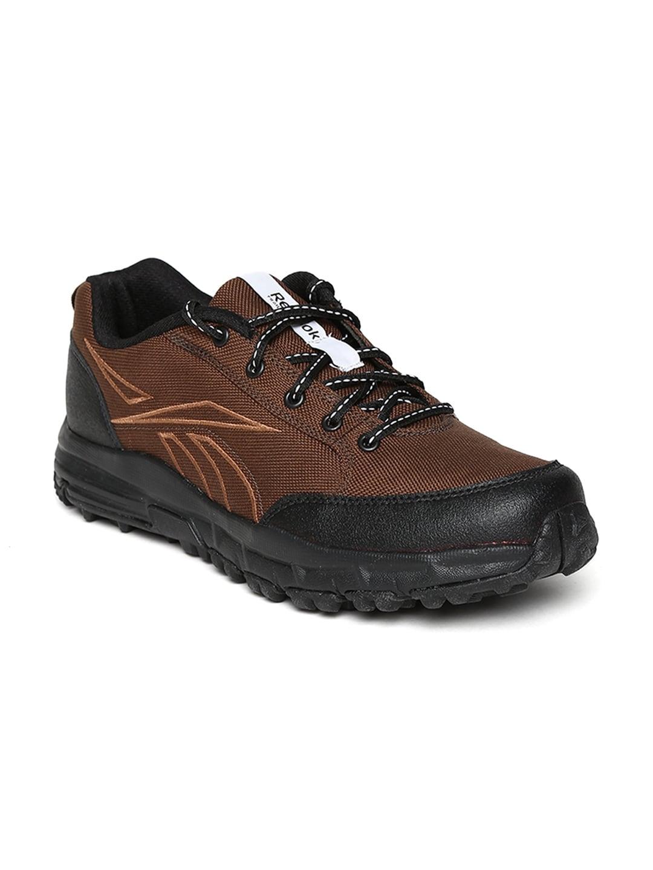 4ac61c002265 Reebok v62269 Men Brown Reverse Smash Lp Outdoor Shoes- Price in India