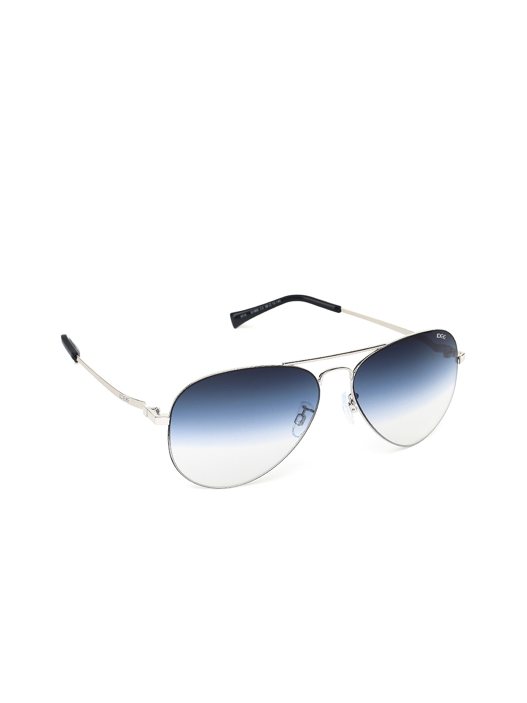 5240c5f9a83 I dee ids1950c3sg-silver Idee Unisex Aviator Sunglasses S1950 C3 58- Price  in India