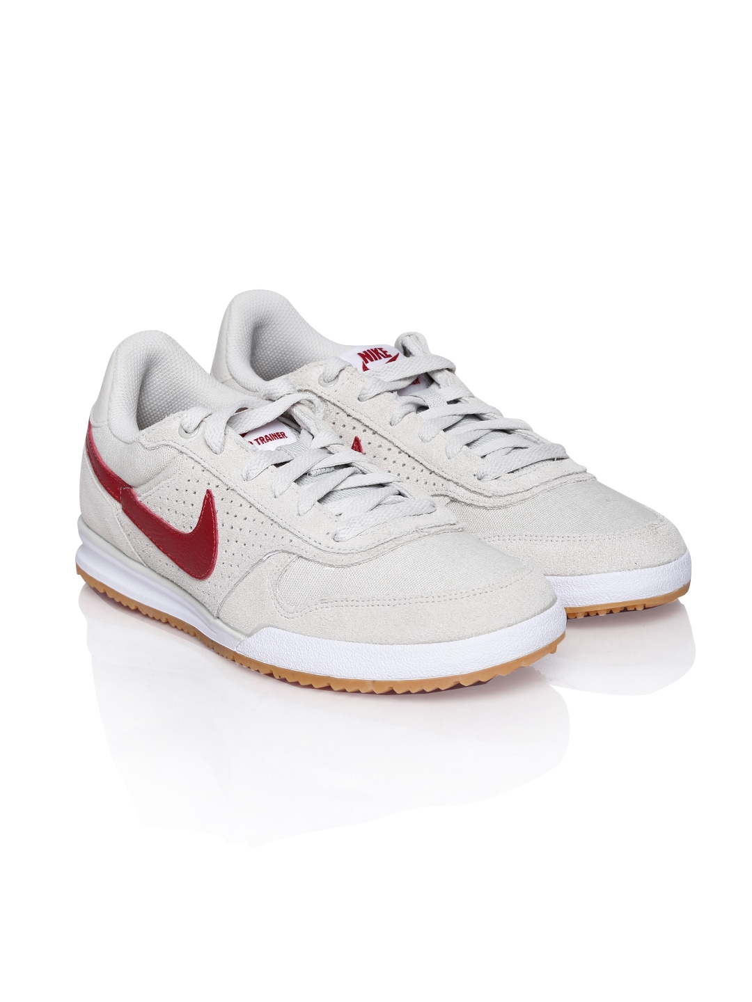 cb9df9079c6 Nike 443918-069 Men Cream Coloured Field Trainer Casual Shoes- Price in  India