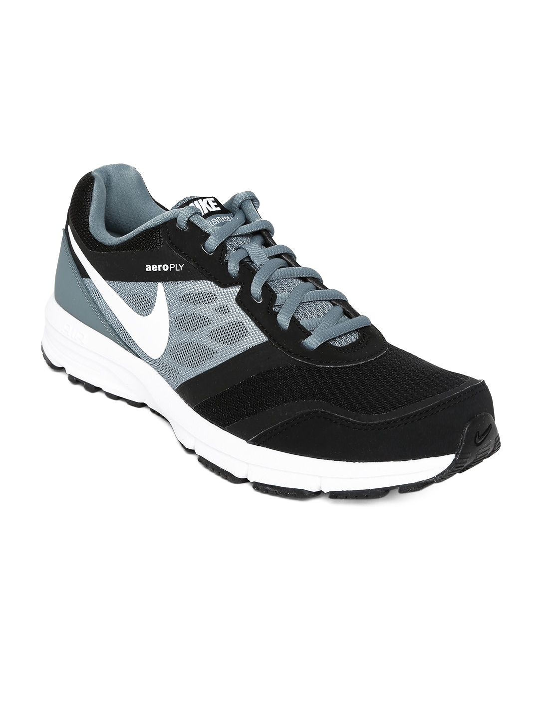 69fbb280bc0 Nike 685139-008 Men Black Air Relentless 4 Msl Running Shoes- Price in India