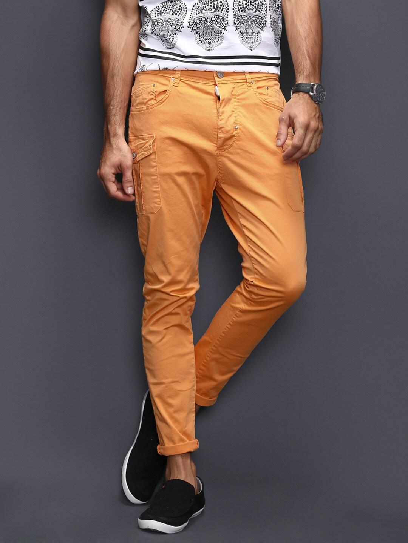 Antony morato fa800048-8057683822698-5025 Black Men Orange