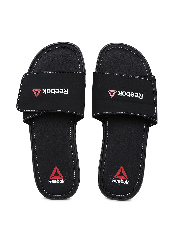 2ea062ed0 Reebok m47084 Men Black Comfort Slide Flip Flops - Best Price in ...