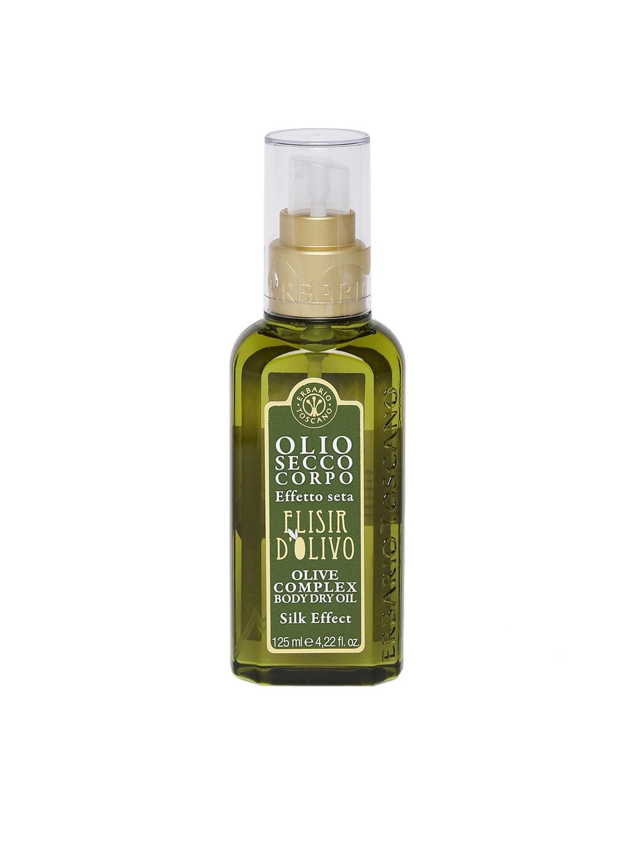 ERBARIO TOSCANA Unisex Olive Complex Silk Effect Body Dry Oil image