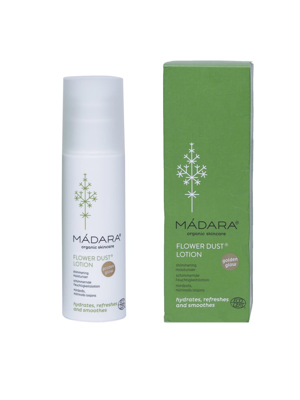 MADARA Organic Skincare Flower Dust Lotion image