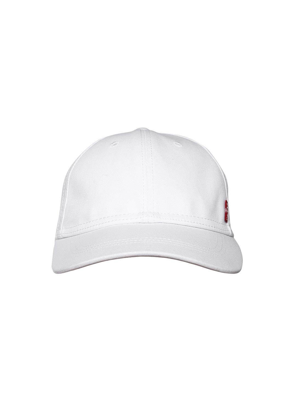 Levis 77136-0156 Men White Cap - Best Price in India  9f37a4e6664