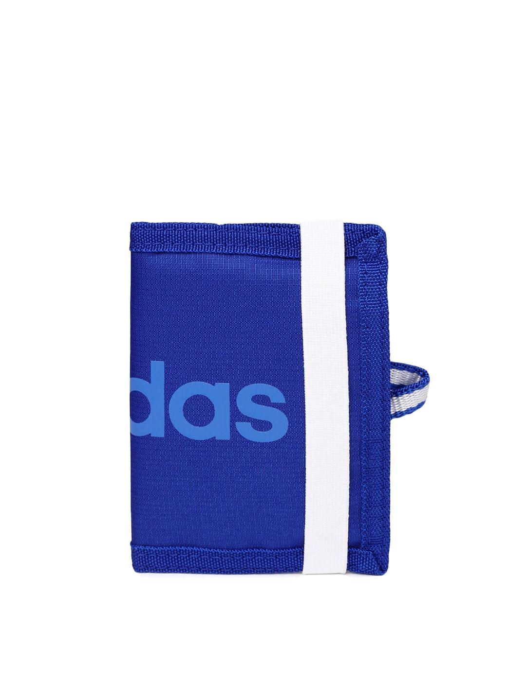 Adidas s24718 unisex portafogli blu miglior prezzo in india