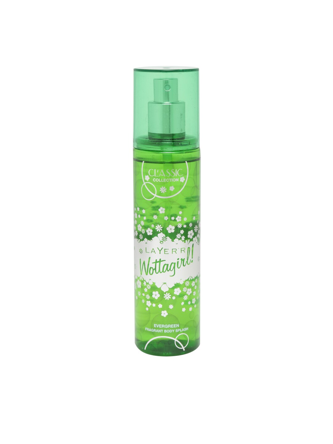 Layerr Wottagirl Evergreen Fragrant Body Spray image
