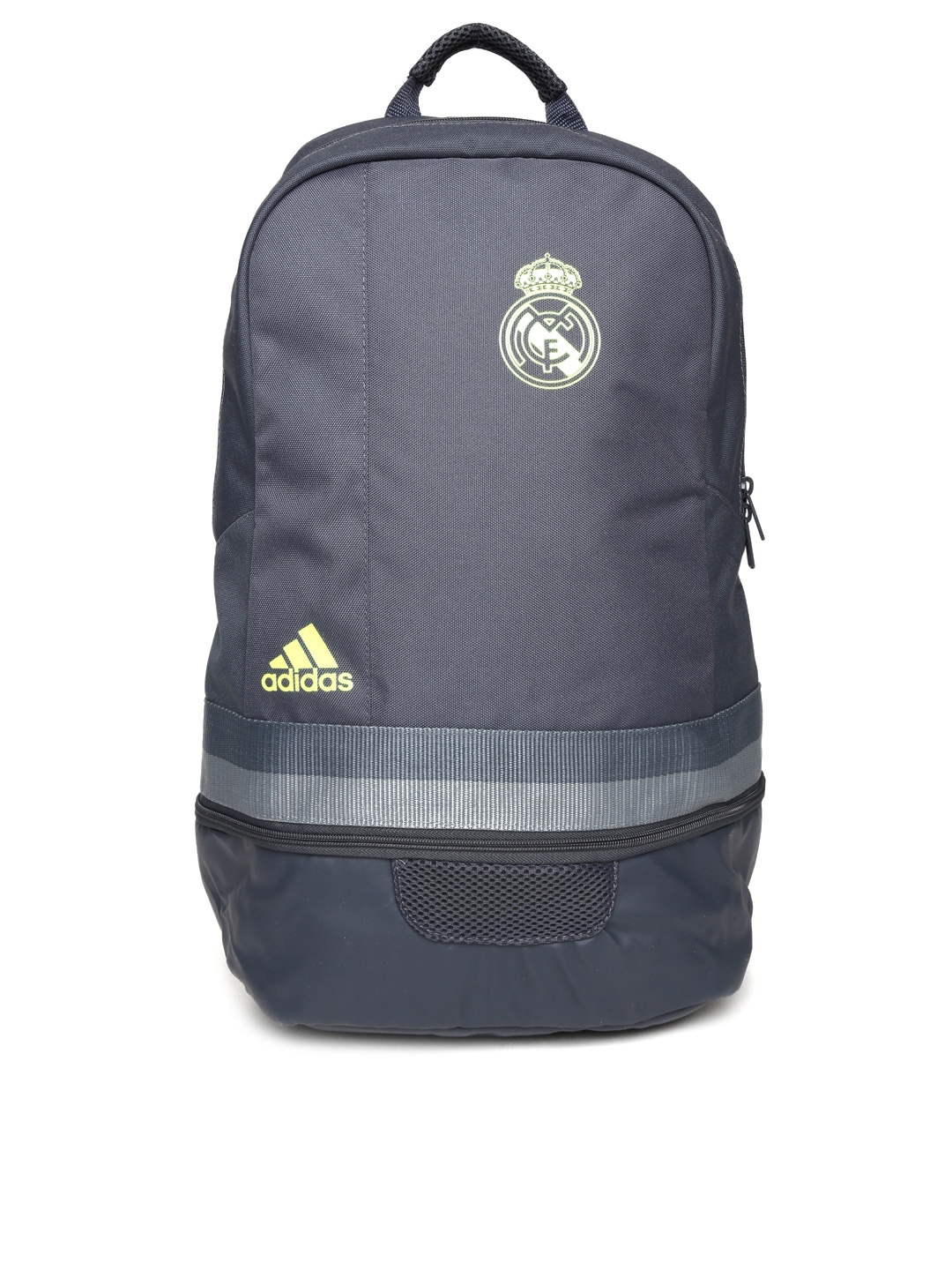 Adidas aa1078 Unisex Blue Real Madrid Football Club Backpack- Price in India c6f4ee6d60