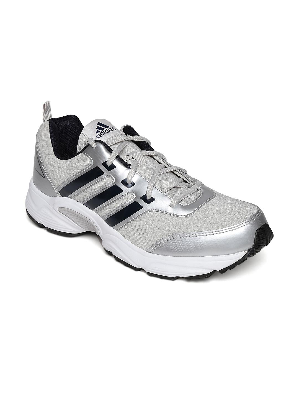 adidas s50334 uomini grigi ermis m scarpe da corsa miglior prezzo in india