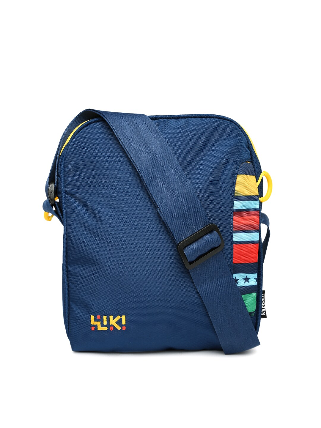 2cd88ac9d Wildcraft 8903338053866 Wiki By Blue Sling Bag - Best Price in India ...